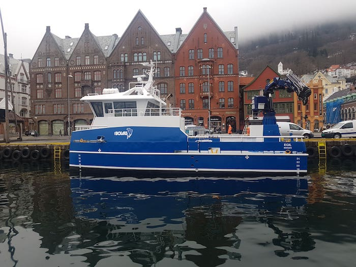 Workboats Catamaran